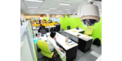 Видеонаблюдение для офисов