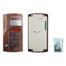 Блок вызова домофона Цифрал CCD-2094.1И