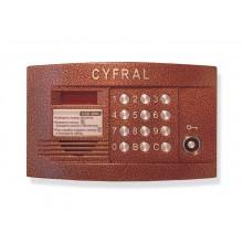 Вызывная панель аудиодомофона Цифрал CCD-2094.1 ЦФРЛ.468369.036