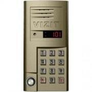 Вызывная панель аудиодомофона БВД-SM101T