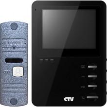 Комплект видеодомофона CTV-DP1400M B
