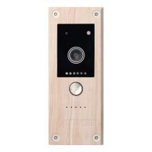 Видеопанель вызывная цветная AVP-281 (PAL) Wood Rovere