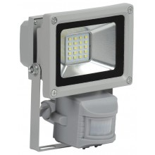 Прожектор светодиодный (детектор) СДО 05-10Д серый SMD IP44 (LPDO502-10-K03)