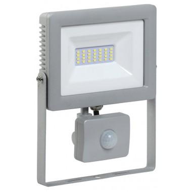 Прожектор светодиодный с датчиком движения СДО 07-30Д серый IP44 (LPDO702-30-K03)