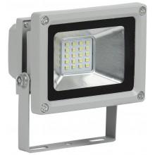 Прожектор светодиодный СДО 05-10 серый SMD IP65 (LPDO501-10-K03)