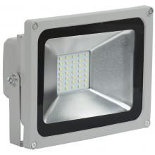 Прожектор светодиодный СДО 05-20 серый SMD IP65 (LPDO501-20-K03)