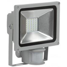Прожектор светодиодный СДО 05-20Д серый SMD IP44 (LPDO502-20-K03)