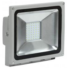 Прожектор светодиодный СДО 05-30 серый SMD IP65 (LPDO501-30-K03)