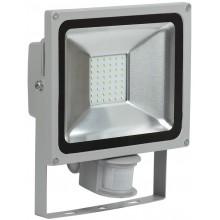 Прожектор светодиодный СДО 05-30Д серый SMD IP44 (LPDO502-30-K03)