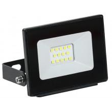 Прожектор светодиодный СДО 06-10 черный IP65 4000K (LPDO601-10-40-K02)