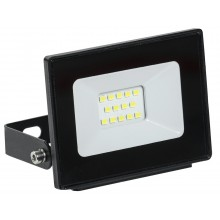 Прожектор светодиодный СДО 06-10 черный IP65 6500K (LPDO601-10-65-K02)