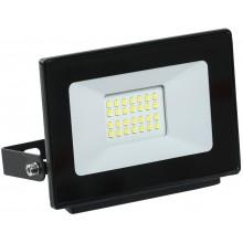 Прожектор светодиодный СДО 06-20 черный IP65 4000 K (LPDO601-20-40-K02)