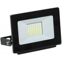 Прожектор светодиодный СДО 06-20 черный IP65 6500 K (LPDO601-20-65-K02)