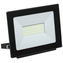 Прожектор светодиодный СДО 06-50 черный IP65 6500 K (LPDO601-50-65-K02)