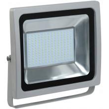 Прожектор светодиодный СДО 07-100 серый IP65 (LPDO701-100-K03)