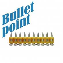 Гвоздь Гвоздь 3.05x19 step MG Bullet Point (1000 шт)