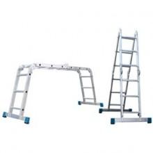 Лестница Лестница алюминиевая шарнирная (T455)