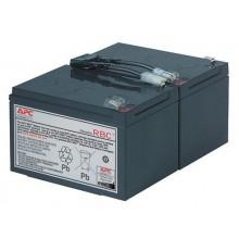 Аккумулятор герметичный свинцово-кислотный RBC6