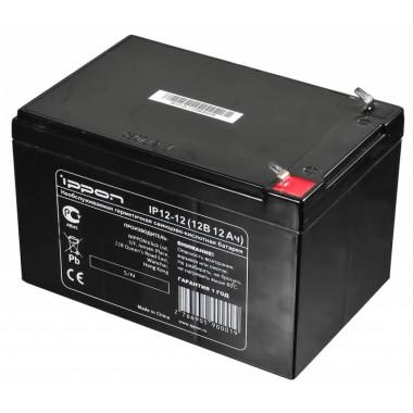 Аккумулятор Ippon IP12-12 (669059)