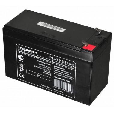 Аккумулятор Ippon IP12-7 (669056)