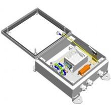 Блок питания уличный БПУ-1-220VAC-12VDC/3А