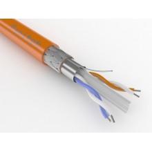 Кабели для промышленного интерфейса RS-485 одиночной прокладки КИС-Пнг(А)-HF 4х2х0,78