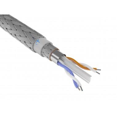 Кабели для промышленного интерфейса RS-485 одиночной прокладки КИС-ВКнг(А)-LS 2х2х0,78мм