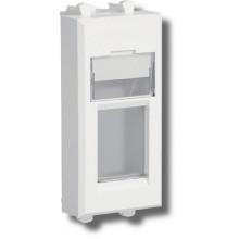 Адаптер Адаптер для keystone Avanti, 1 модуль ванильная дымка (4405201)
