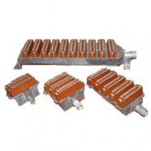 Бокс кабельный телефонный БКТ 10х2 (металл)