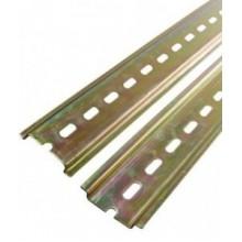 DIN-рейка DIN-рейка 25см оцинкованная (YDN10-0025)