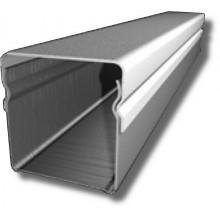 Кабельный канал металлический оцинкованный  ККМО 15х15