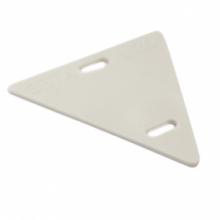 Бирка маркировочная треугольная Бирка У136