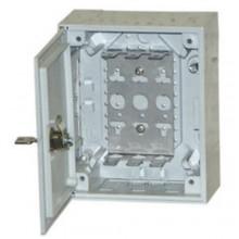 Коробка распределительная пластмассовая настенная 170х140х75 мм Kronection Box I (6436 1 013-20)