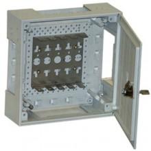 Коробка распределительная пластмассовая настенная 215х215х75 мм Kronection Box II (6406 1 015-20)