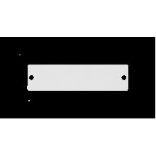 Адаптерная панель NMF-AP-BLANK-GY