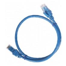 Патч-корд FTP PC03-C5EF-1M (синий)