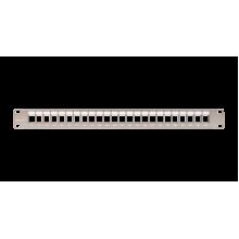Коммутационная панель NMC-RP24-BLANK-1U-MT