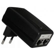 Инжектор одноканальный PoE PSE-PoE.220AC/15VA