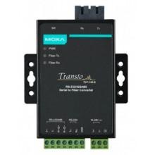 Преобразователь RS-232/422/485 в многомодовое оптоволокно TCF-142-M-SC-T