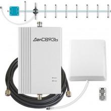 Комплект усиления сотовой связи 1800 МГц DS-1800-20 С2