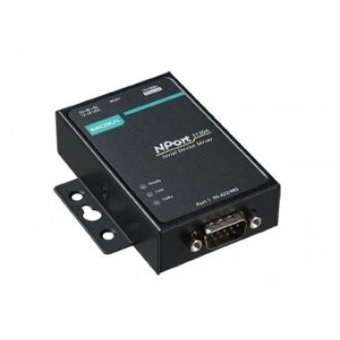 1-портовый асинхронный сервер RS-422/485 в Ethernet NPort 5130A