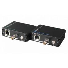 Удлинитель Ethernet с PoE по UTP или коаксиальному кабелю RVi-PE