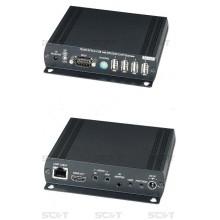 Передатчик HDMI, KVM HKM01T