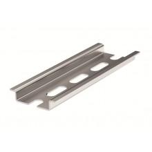 DIN-рейка перфорированная DIN-рейка перфорированная OMEGA 3F 35х7,5мм, L=2м (02140)