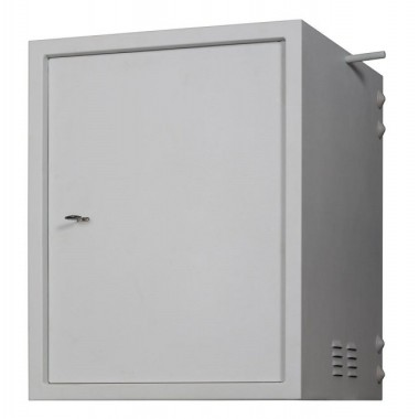 Настенный антивандальный шкаф 19
