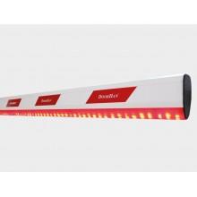 Стрела автоматического шлагбаума с подсветкой DoorHan BOOM-6-LED