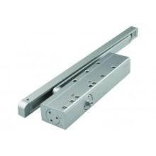 Доводчик дверной ALDC-4585SLS (серебро)