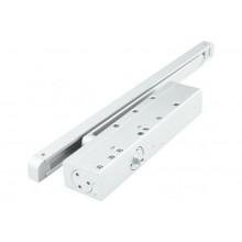 Доводчик дверной ALDC-4585SLW (белый)