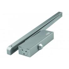 Доводчик дверной ALDC-45SLS (серебро)