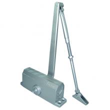 Доводчик дверной E-602D (серебро)
